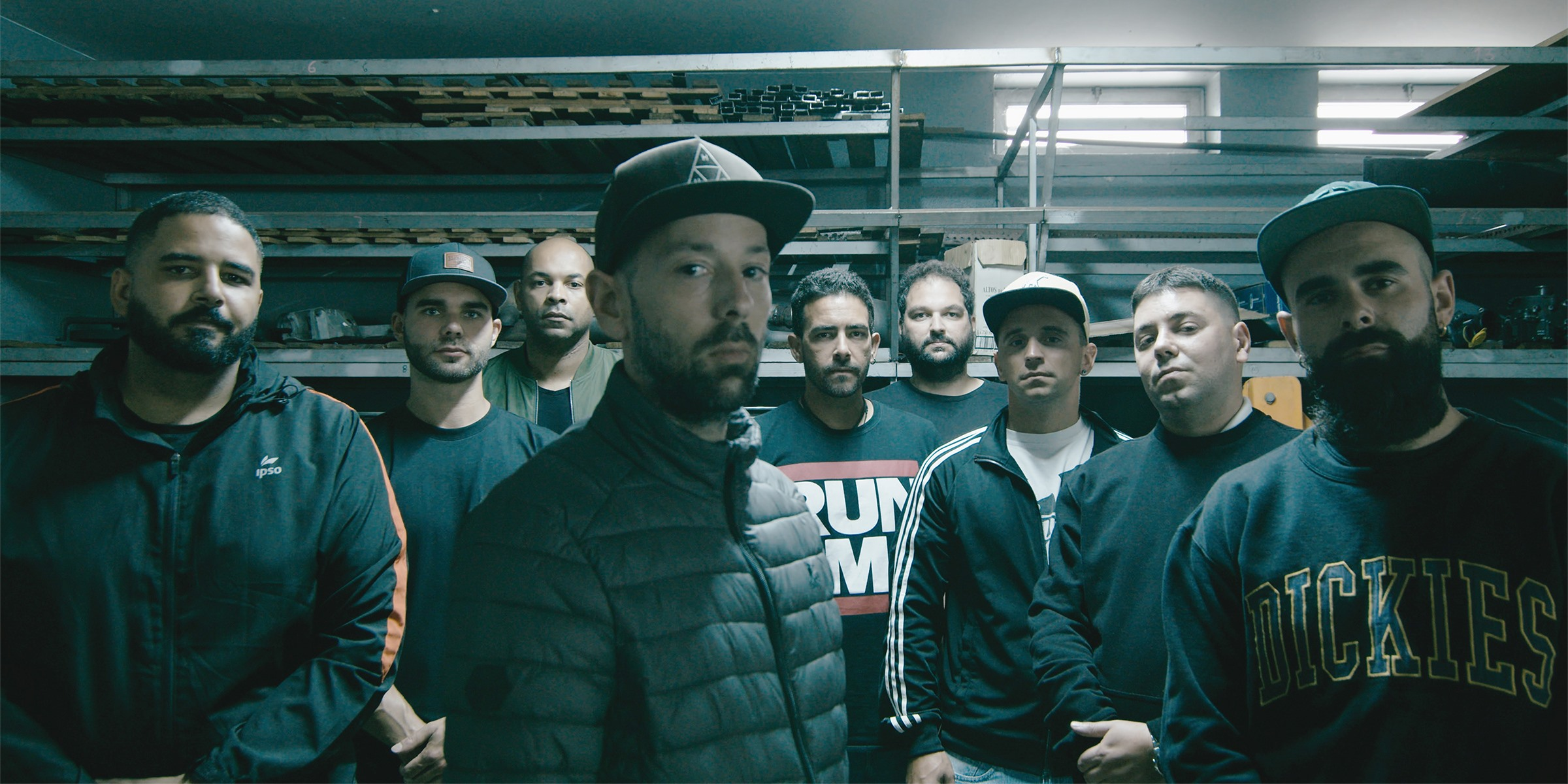 HIP HOP SESSIONS - Colectivo 258