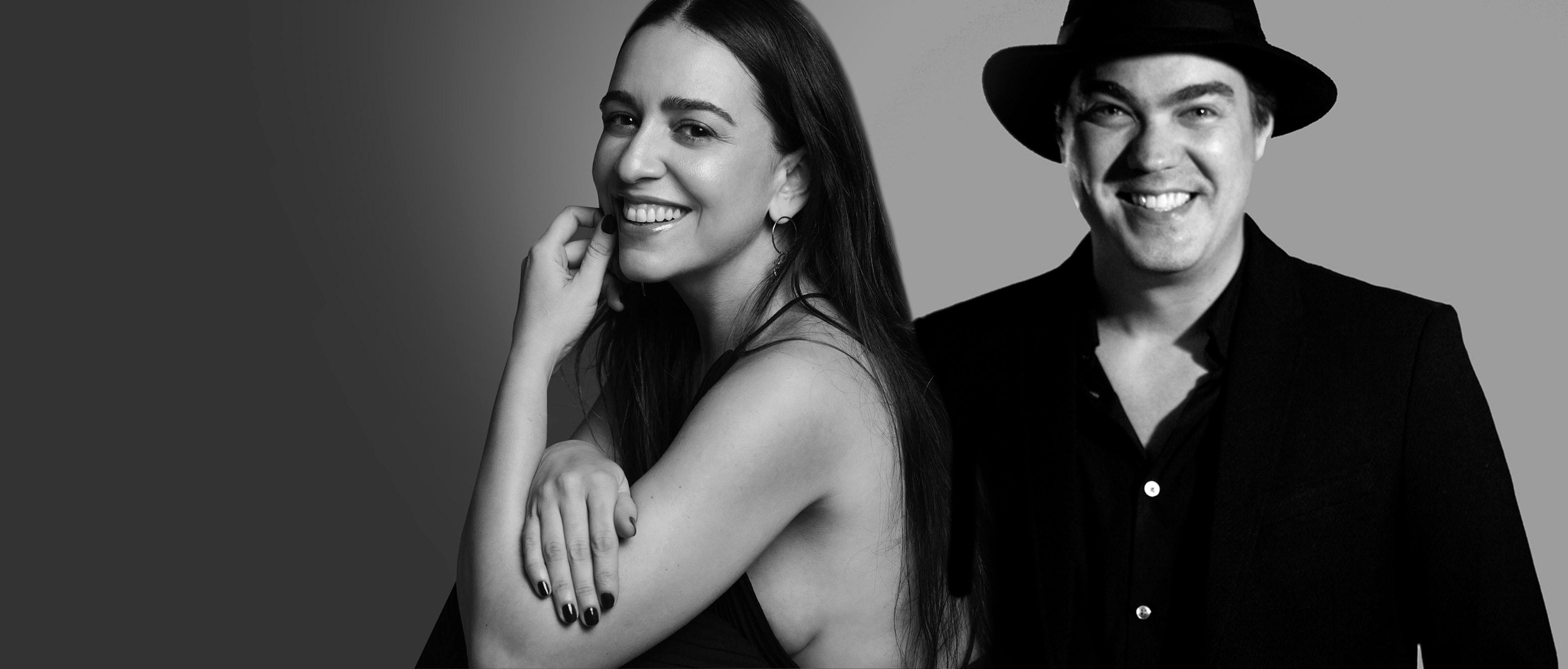 ESTARREJAZZ 2021: ROBERTA SÁ & DANIEL JOBIM 'CHEGA DE SAUDADE'