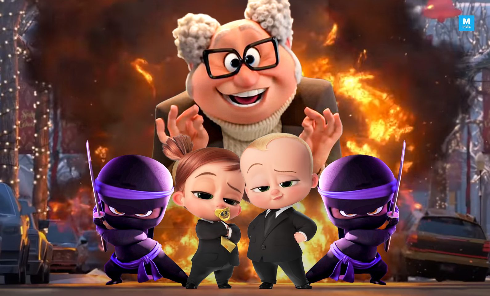 CINEMA INFANTIL: BOSS BABY: NEGÓCIOS DE FAMÍLIA