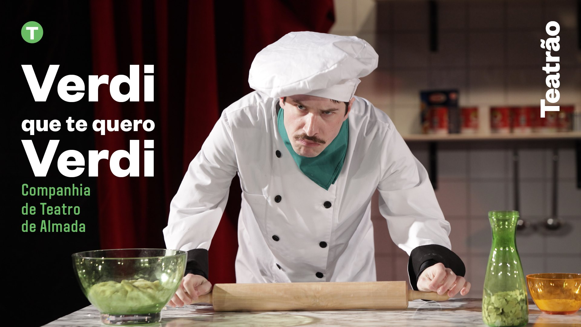 Verdi que te quero Verdi – CTA