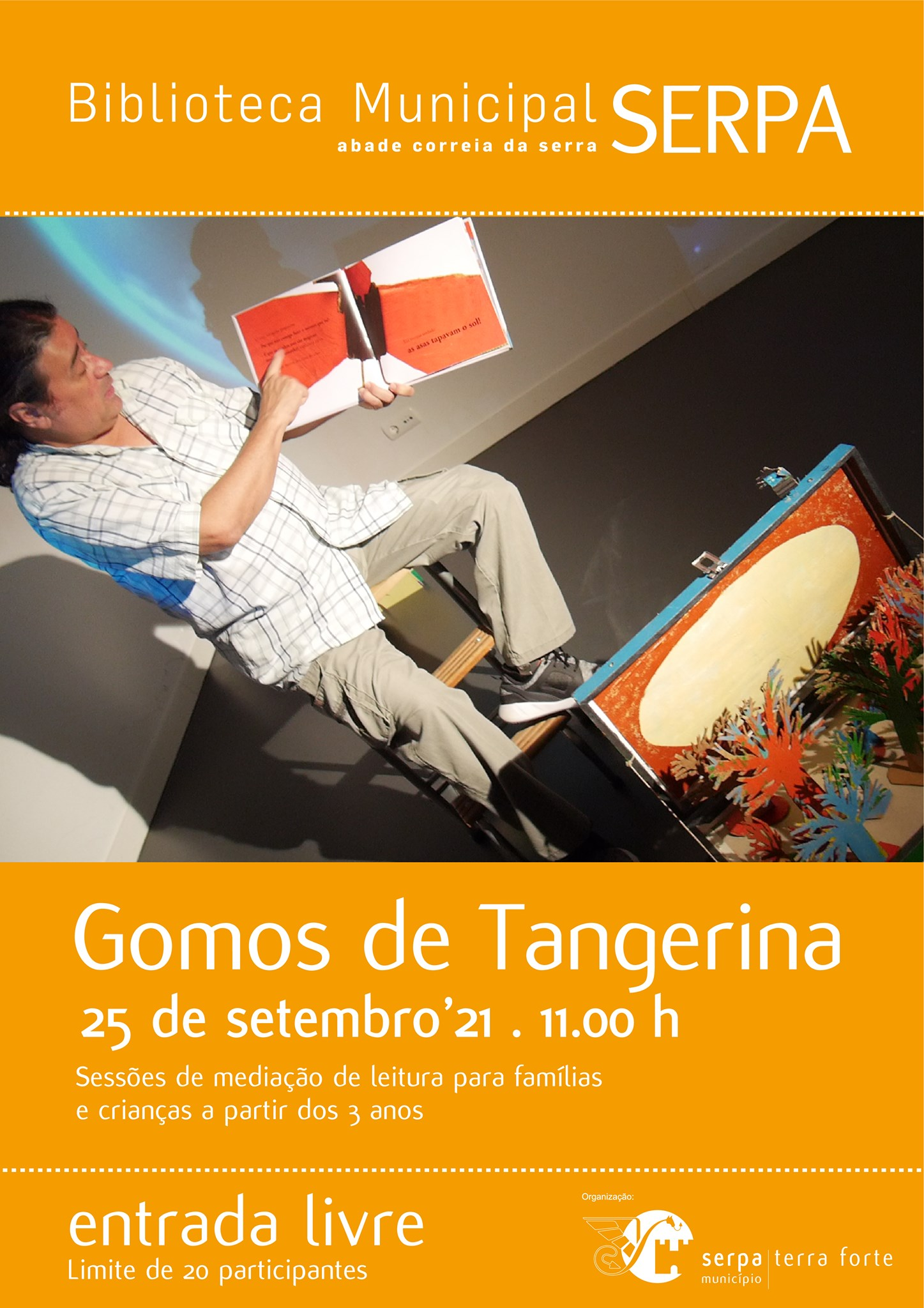 Gomos de Tangerina