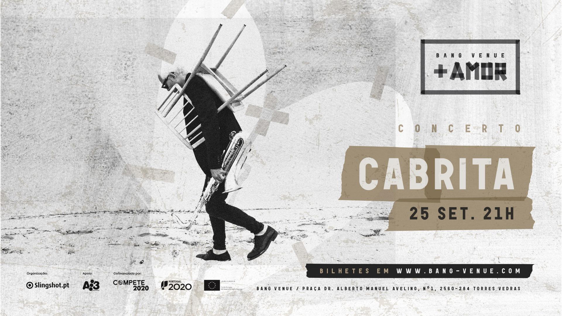 Concerto Cabrita | Bang Venue