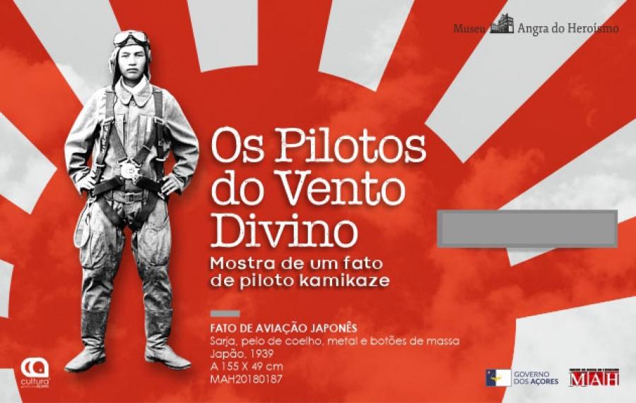 Os Pilotos do Vento Divino | Mostra de fato de Piloto Kamikaze
