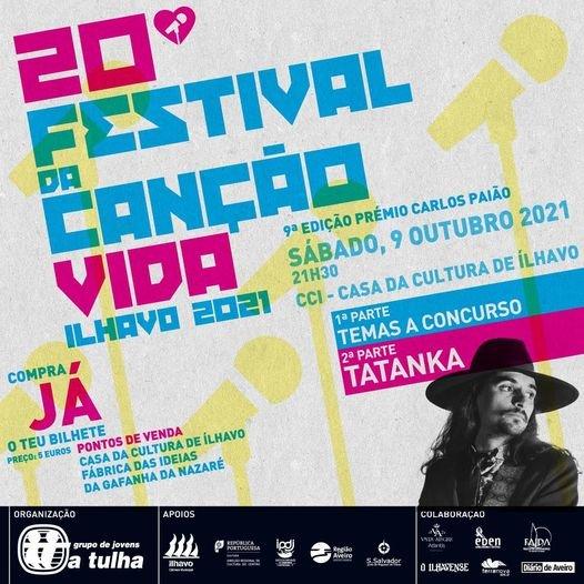 20.º Festival da Canção Vida