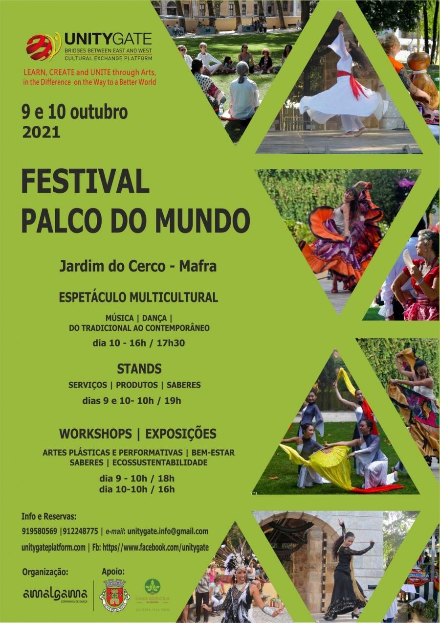 Festival Palco do Mundo