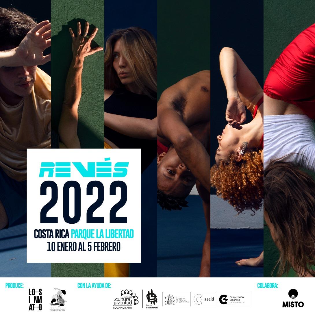 REVÉS 2022 / International Platform for Physical Training