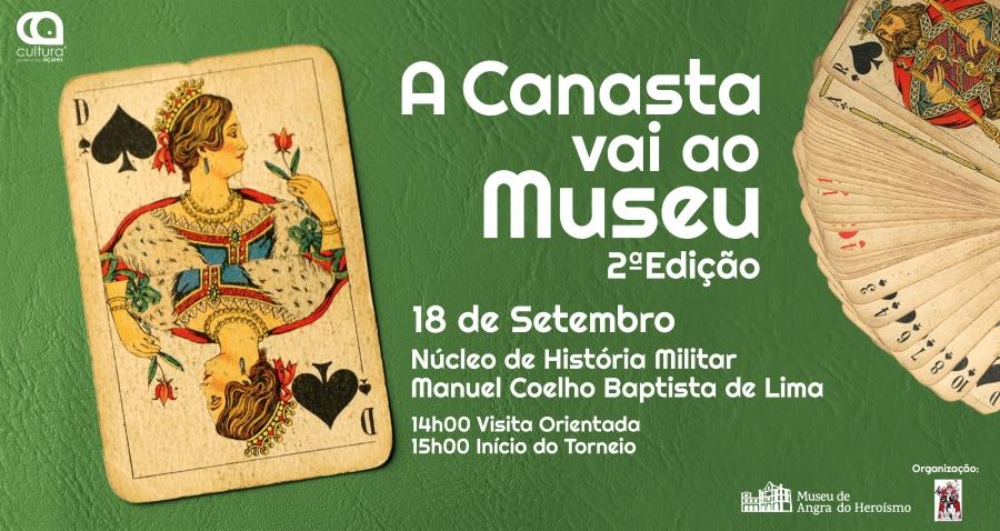 A Canasta Vai ao Museu!   2.ª Edição