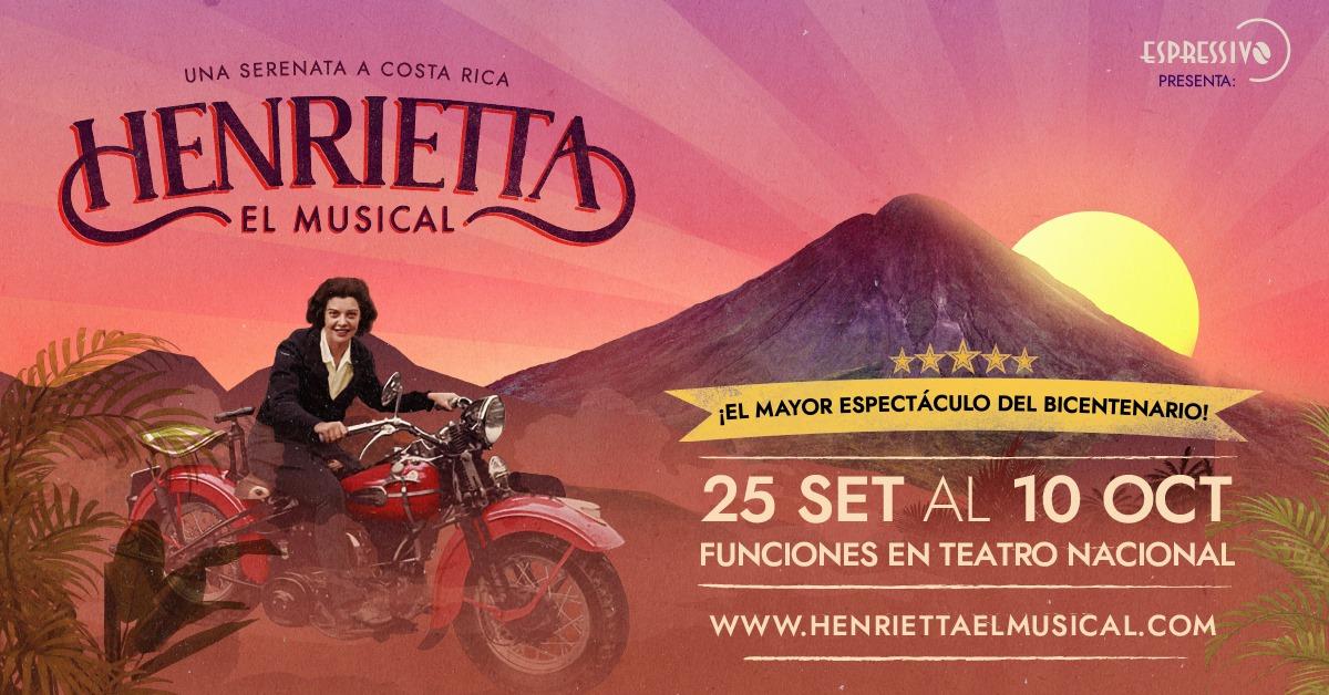 Henrietta, el musical - Una serenata a Costa Rica