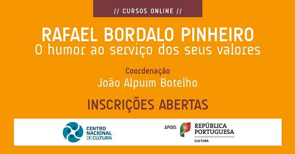 Rafael Bordalo Pinheiro – o humor ao serviço dos seus valores