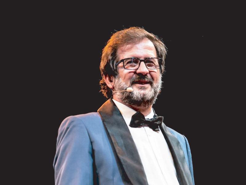 Teatro: Carlos M. Cunha - Teatro interativo no mundo sénior