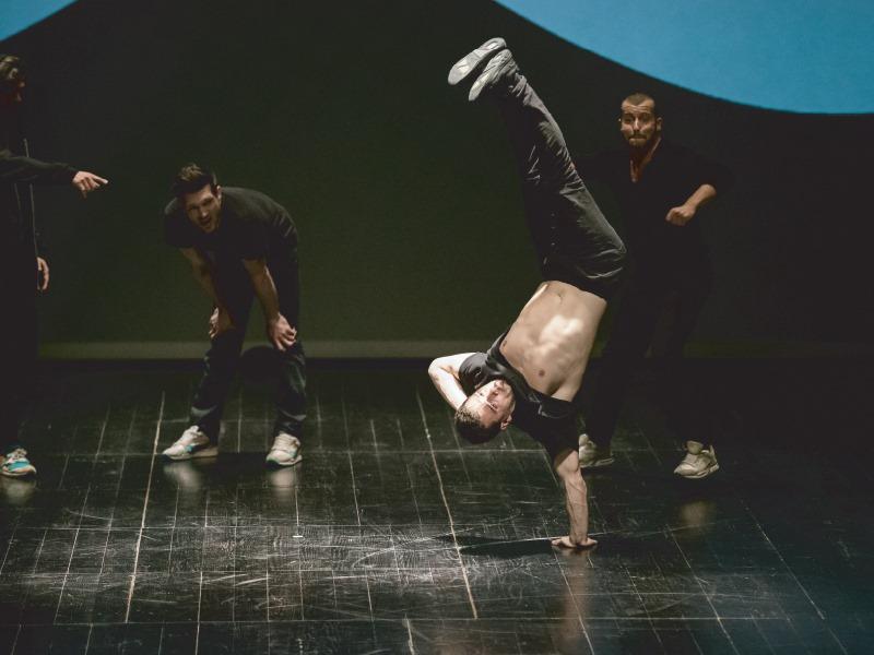 Dança: Workshop Dança Urbana por Momentum Crew