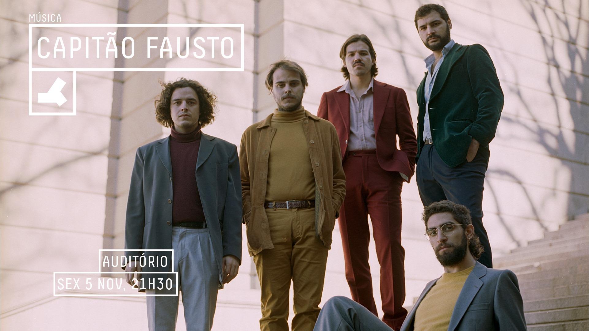 Capitão Fausto