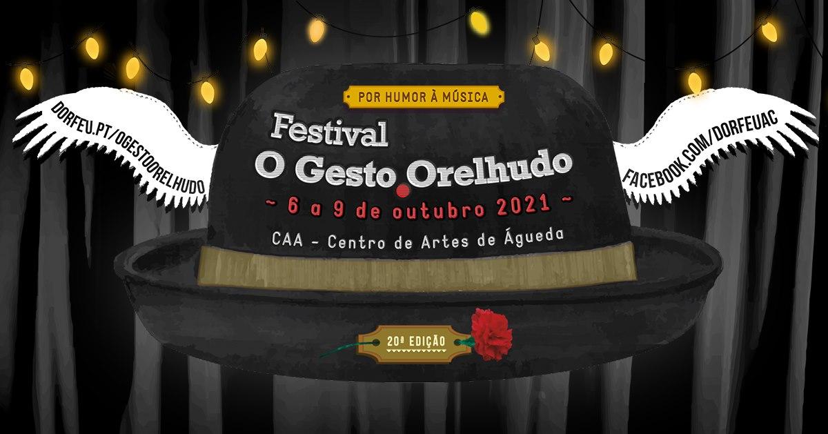 20º Festival O Gesto Orelhudo