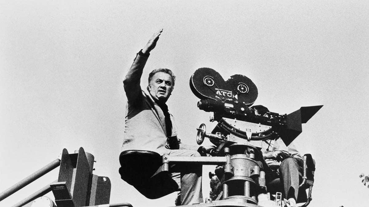 Ciclo de cinema «Diários»: Diário de um realizador de Federico Fellini