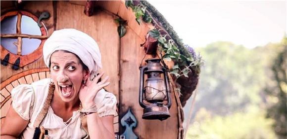 Espetáculo de Marionetas 'Alforria - A vida numa carroça'