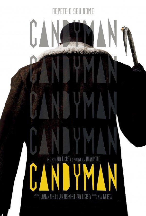 Exibição do filme ' Candyman'