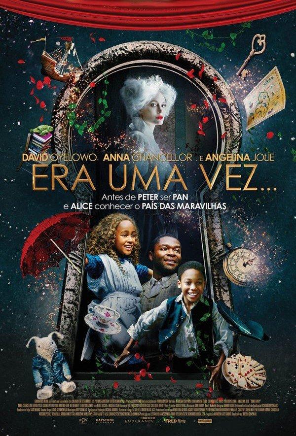 Exibição do filme ' Era uma Vez'