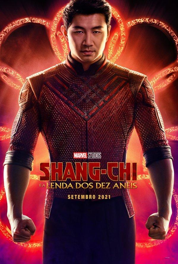 Exibição do filme ' Shang-Chi e a Lenda dos Dez Anéis'
