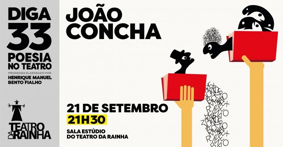 Diga 33 com João Concha