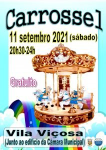 Carrossel Vila Viçosa – 11/09/2021