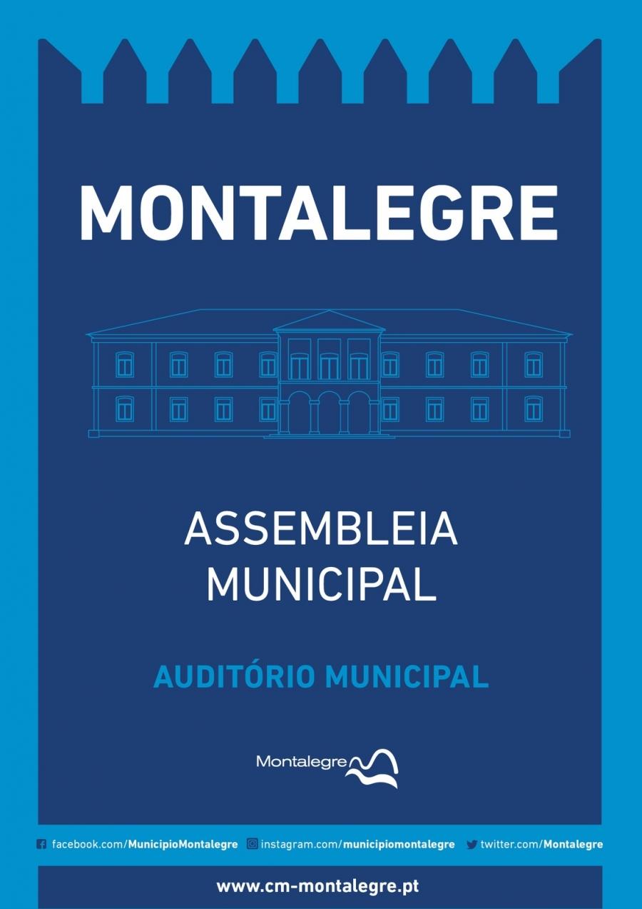 Assembleia Municipal de Montalegre   3.ª Sessão