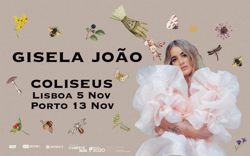 Gisela João - Porto