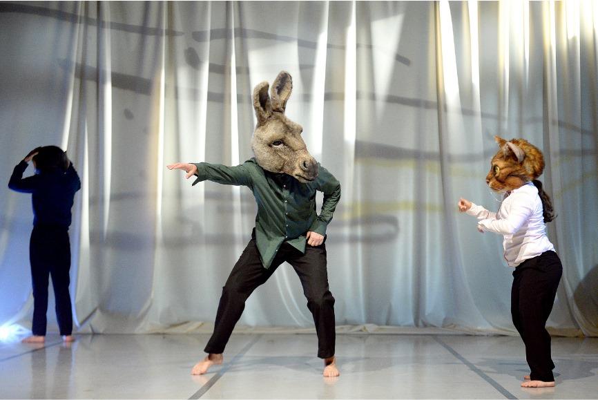 BICHOS, de Rui Lopes Graça / Grupo Dançando com a Diferença