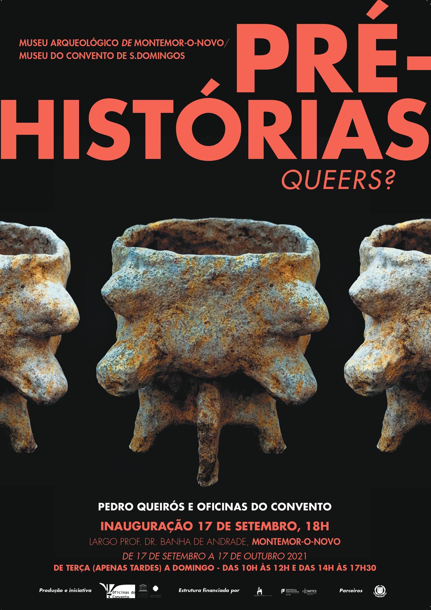 Exposição Pré-Histórias Queers