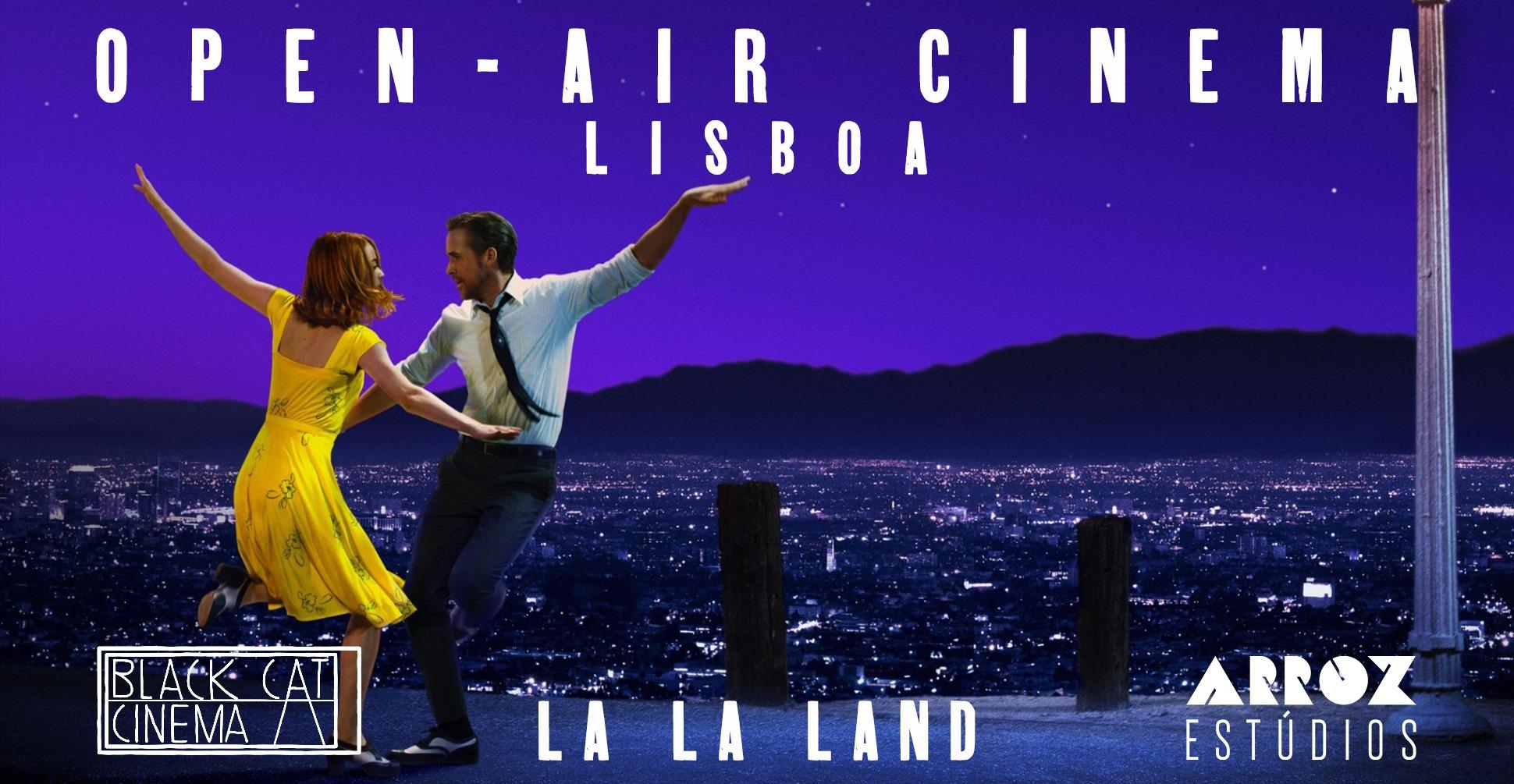 Open-air cinema: La La Land
