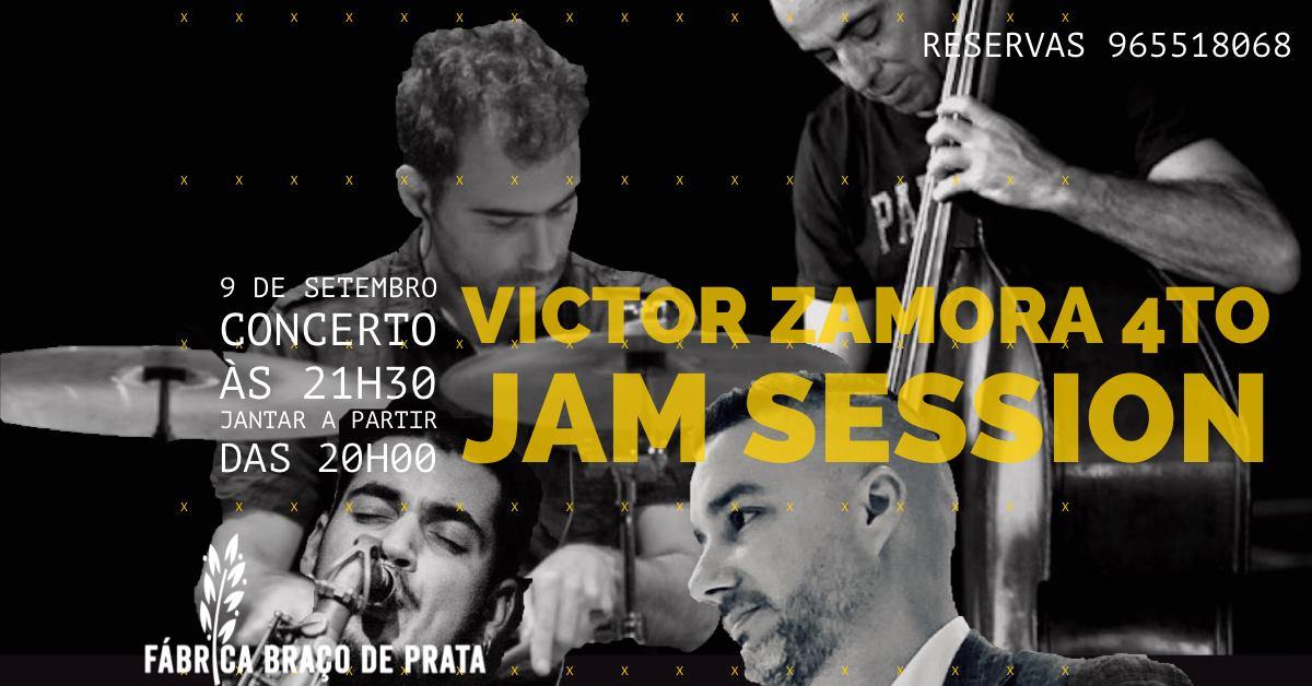 Victor Zamora 4to | Jam Session