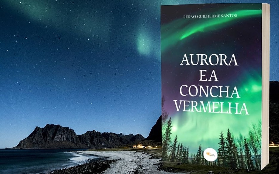 Lançamento do Livro «Aurora e a Concha Vermelha» de Pedro Guilherme Santos