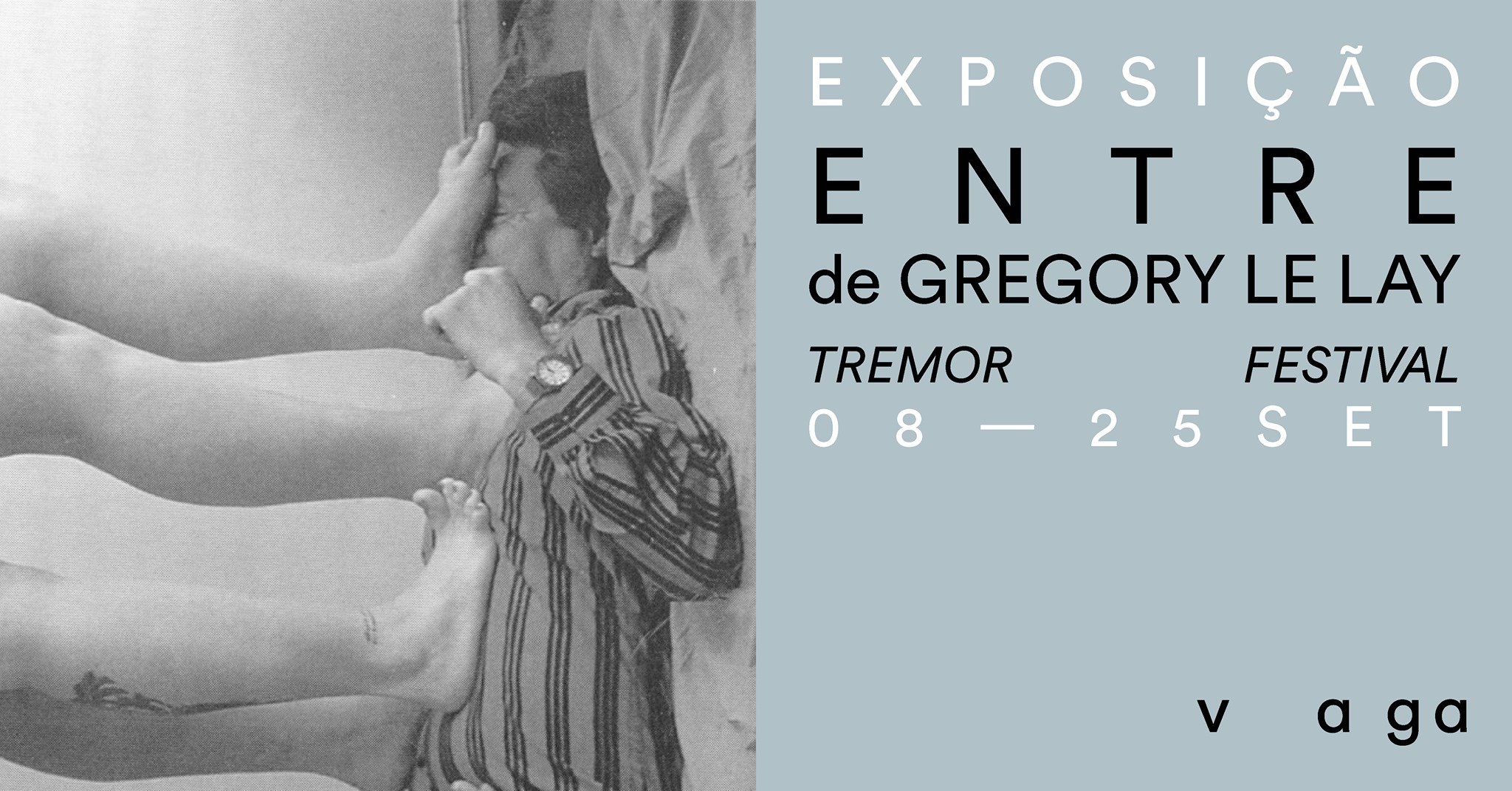 Exposição 'Entre' de Gregory Le Lay