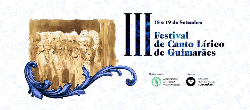 III FESTIVAL DE CANTO LÍRICO DE GUIMARAES