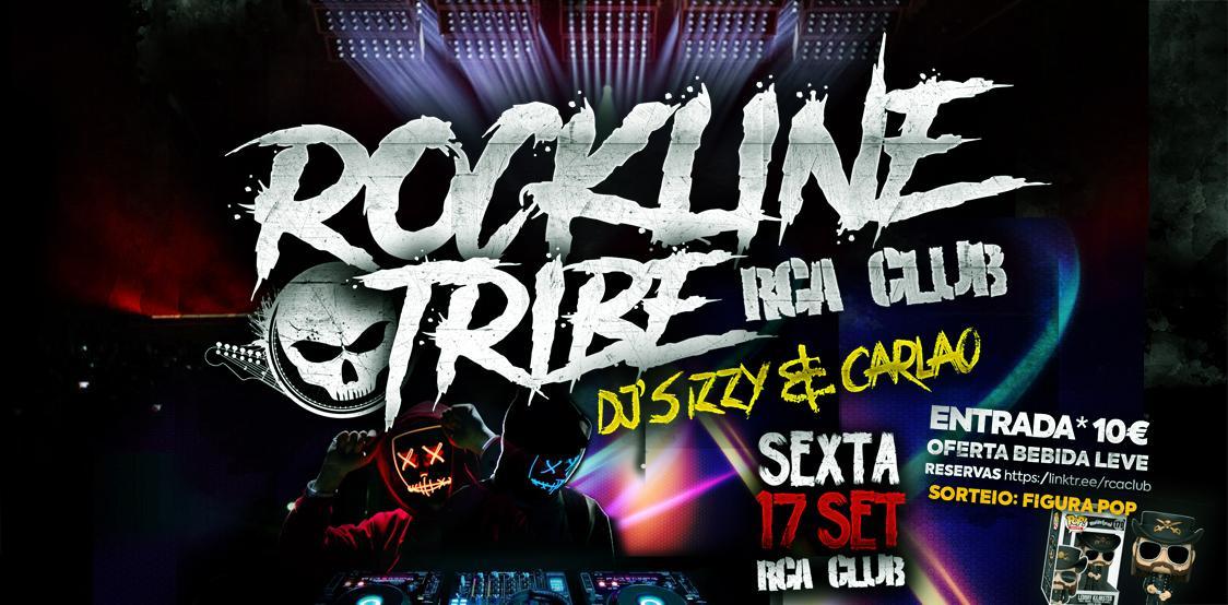Rockline Tribe - RCA Club
