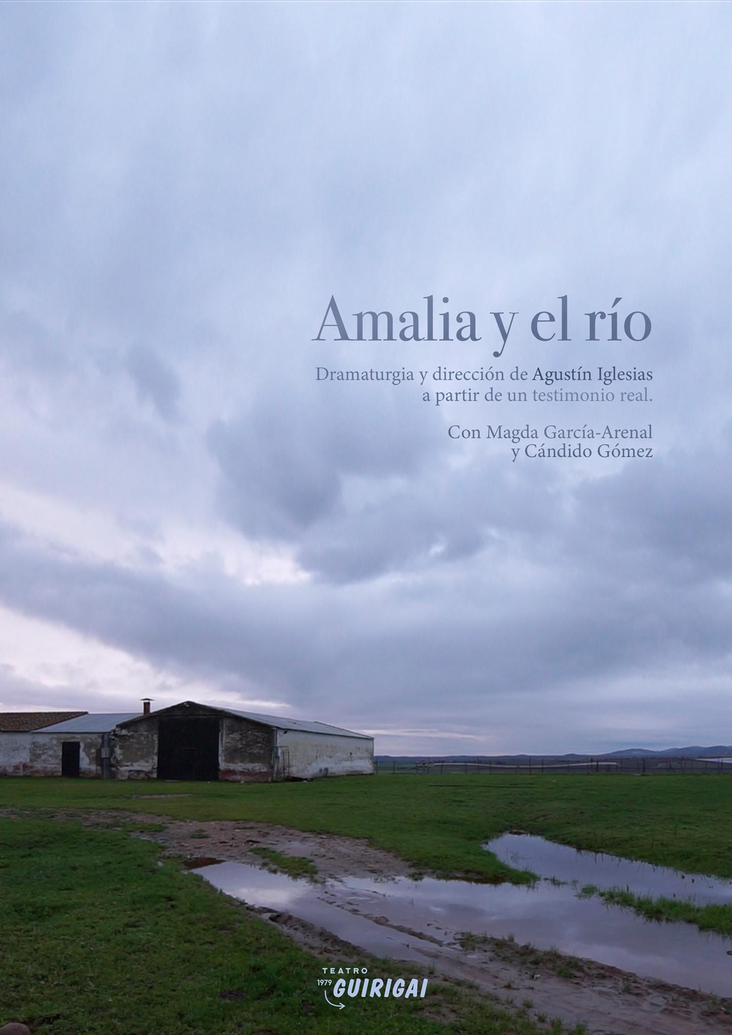 'Amalia y el Río' Teatro do Guirigai – Santos de Maimona/Espanha