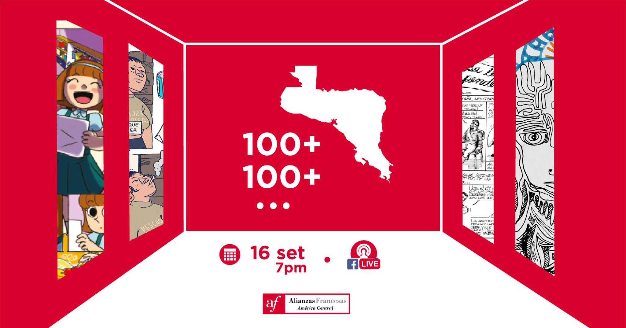 Inauguración Expo virtual: 100+100+...