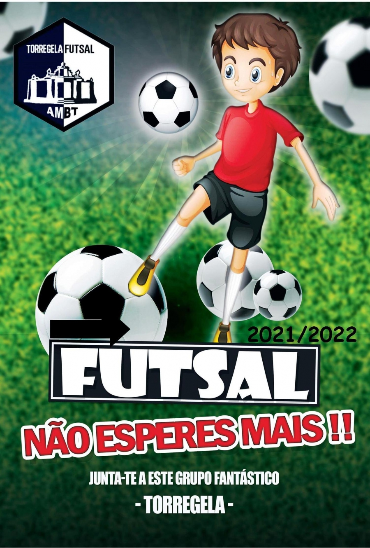 Futsal – Captações 2021/2022