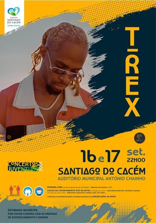 Concertos Juventude T-Rex