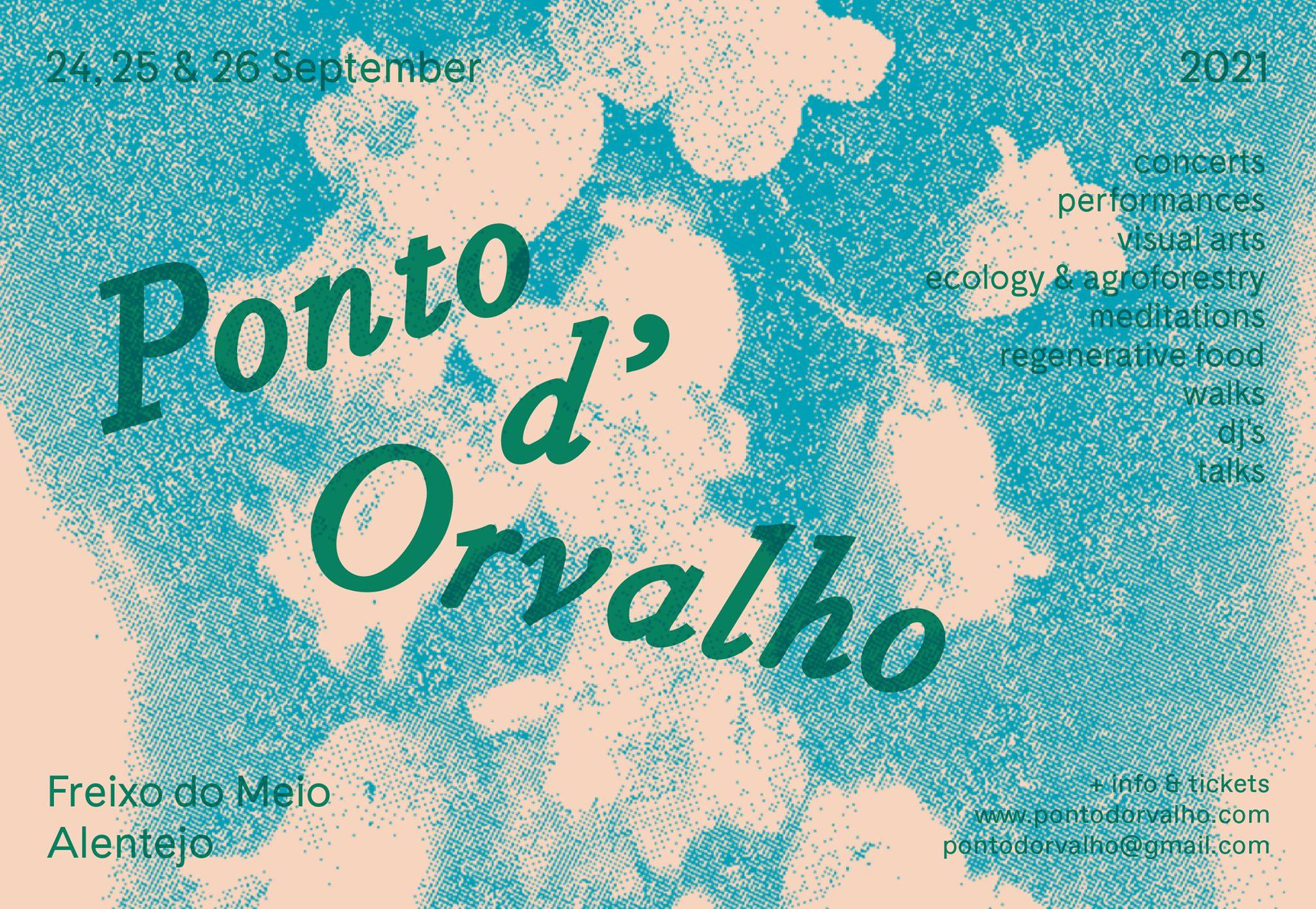 Ponto d'Orvalho