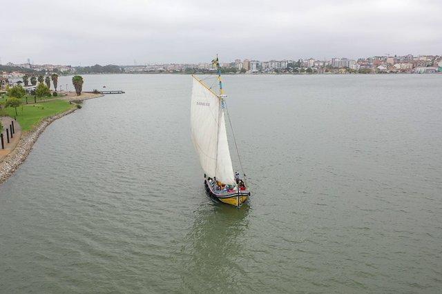Passeio de Barco – Vamos Mergulhar