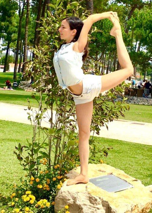 Yoga nos Parques