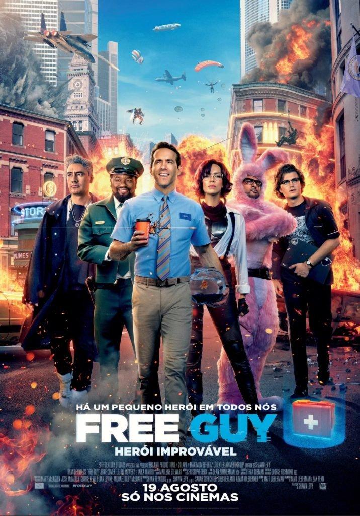 Free Guy: Herói Improvável – 2D