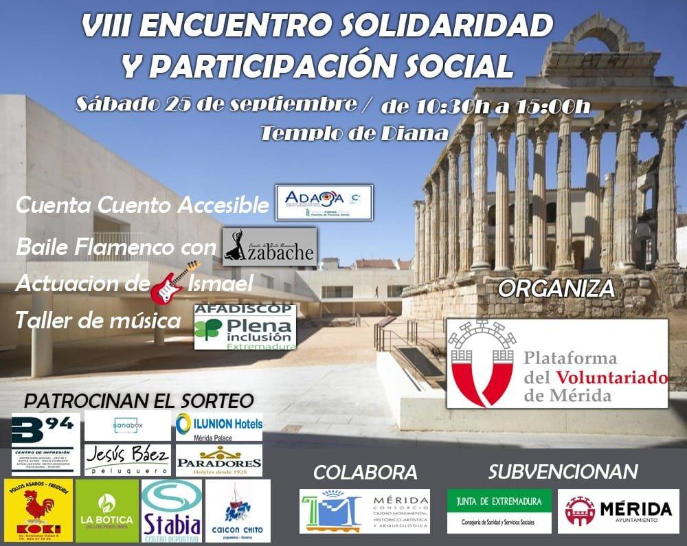 VIII Encuentro Solidaridad y Participación Social