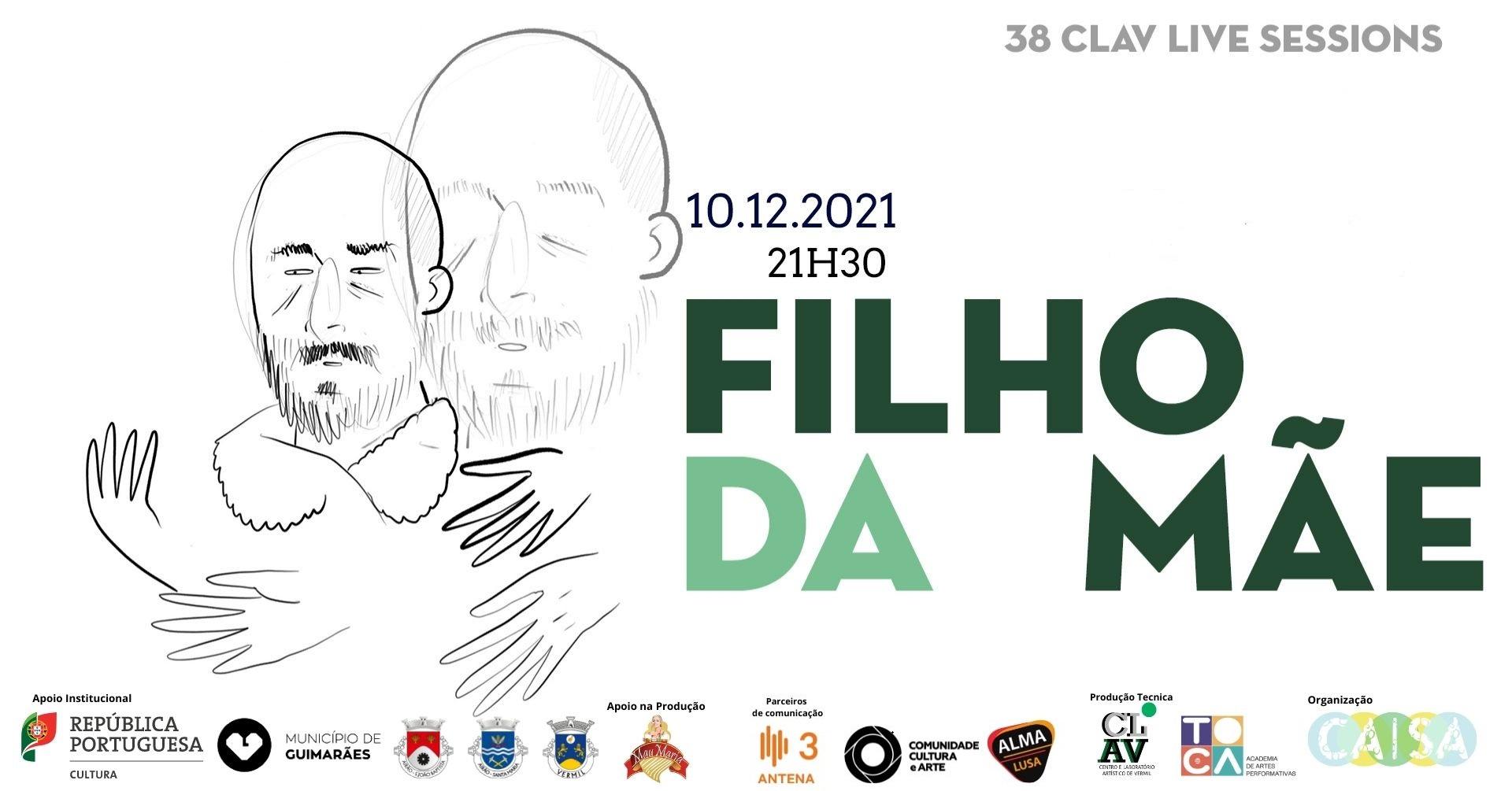 38ª CLAV Live Session // FILHO DA MÃE