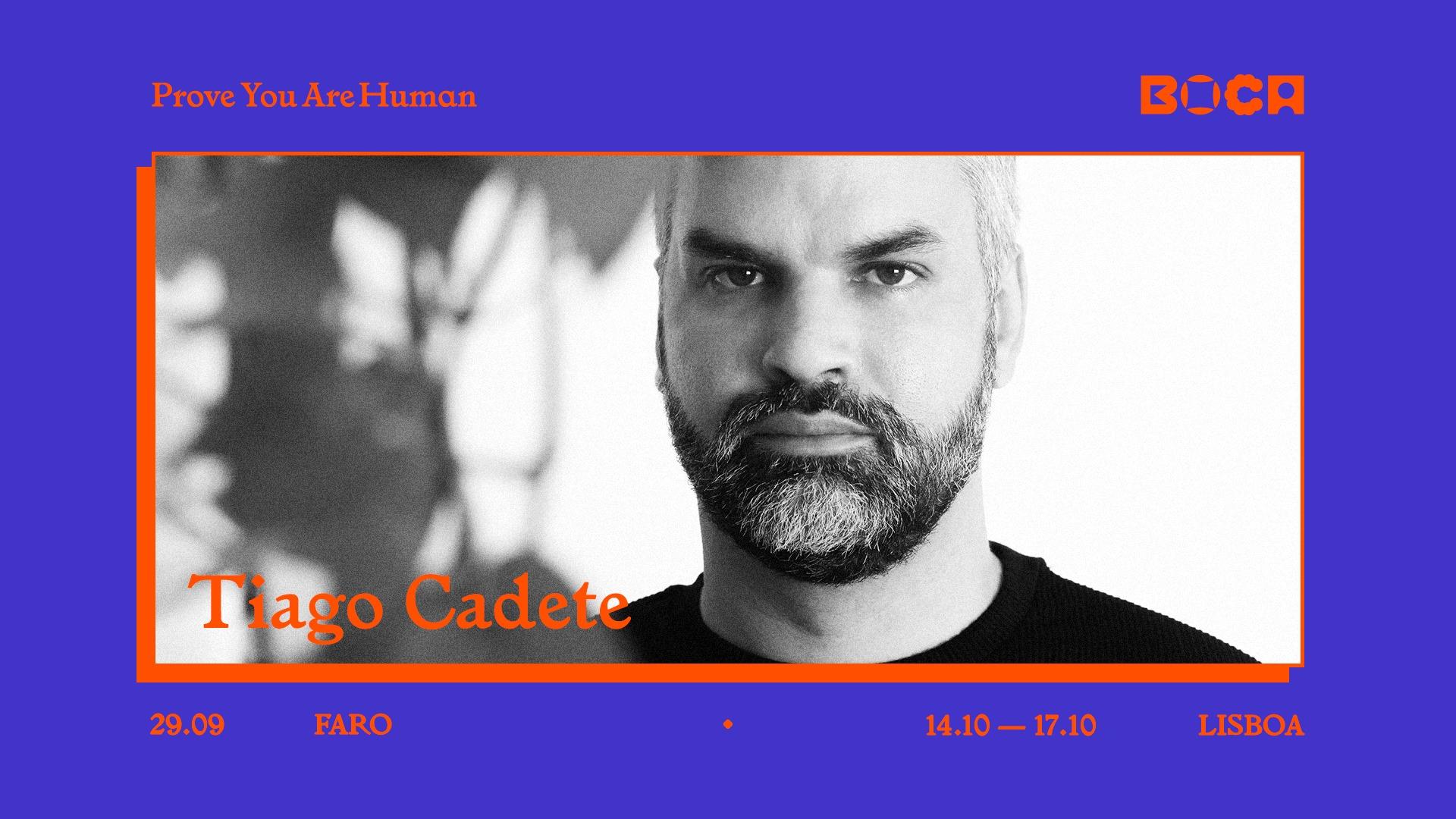 BoCA 2021 | Tiago Cadete 'Brasa'