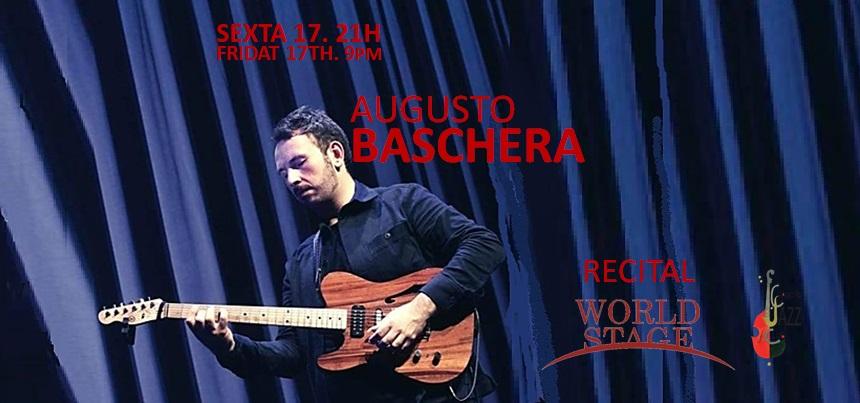 Augusto BASCHERA  guitarra I guitar RECITAL