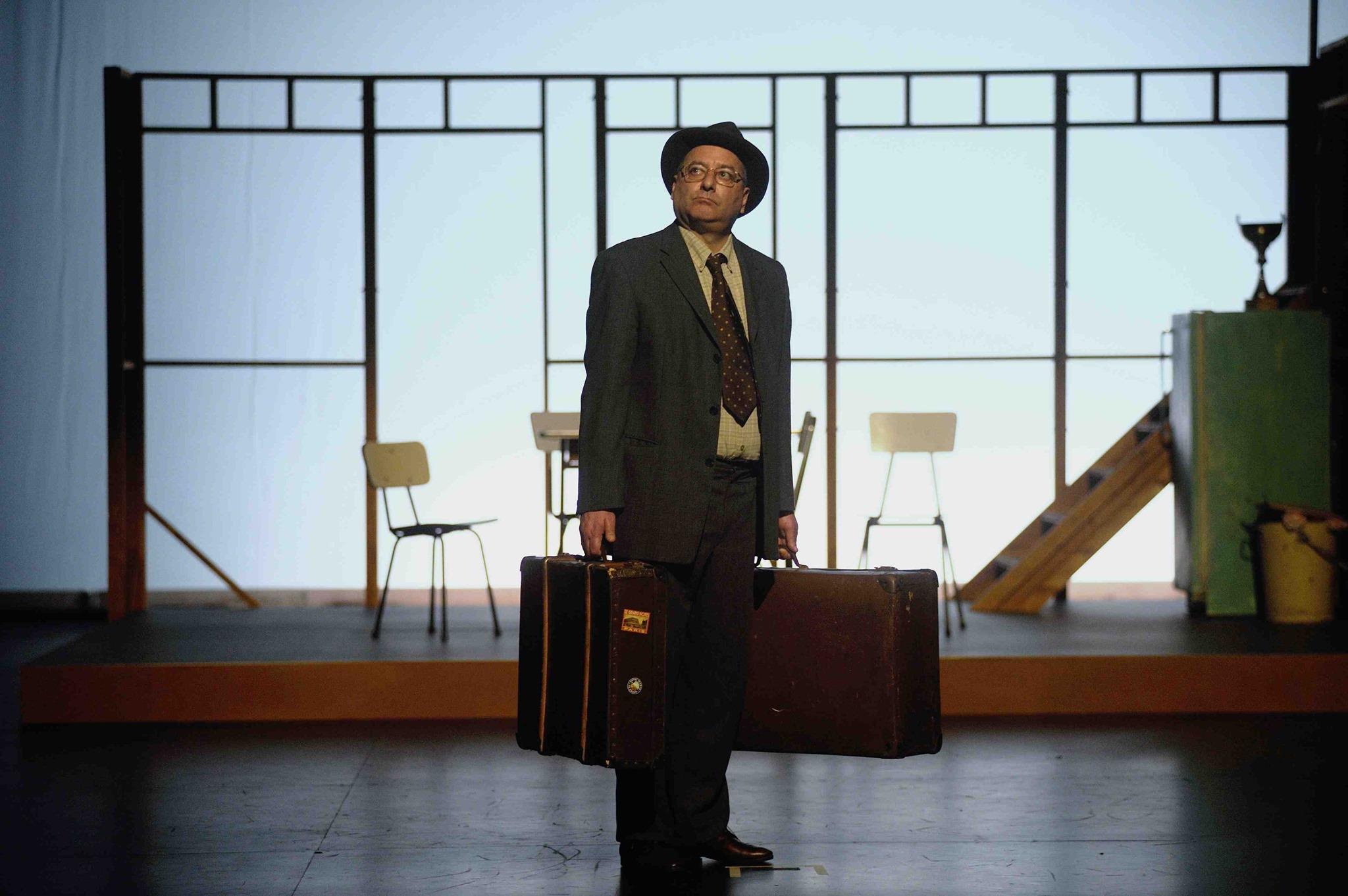 Morte de um caixeiro viajante, de Arthur Miller   Encenação de Jorge Silva Melo