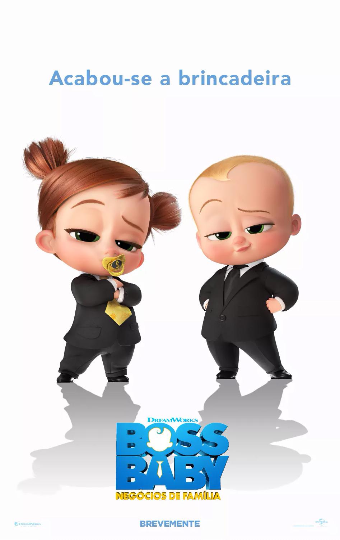 Boss Baby - Negócios de Família VP