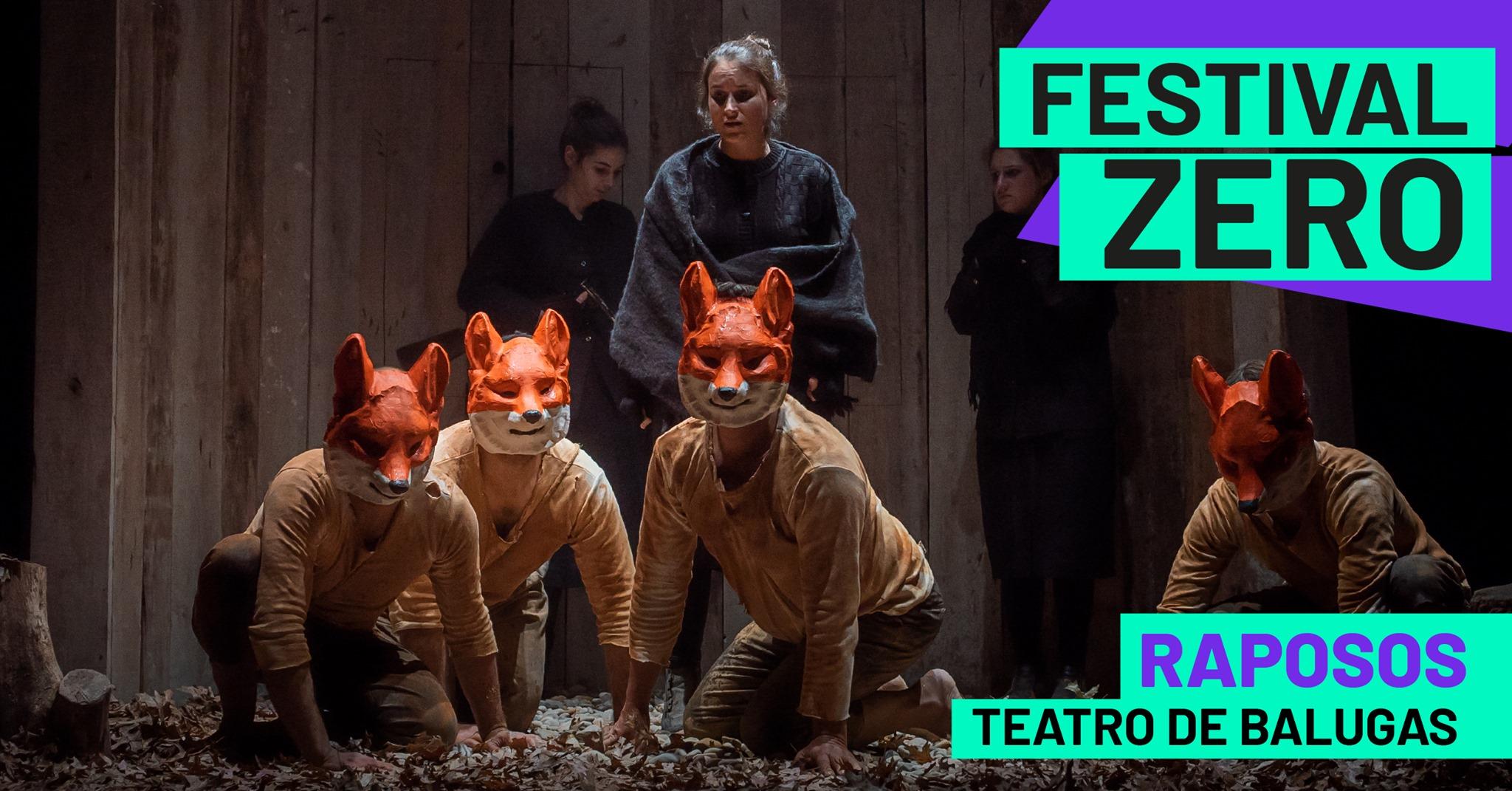 Raposos, Teatro de Balugas