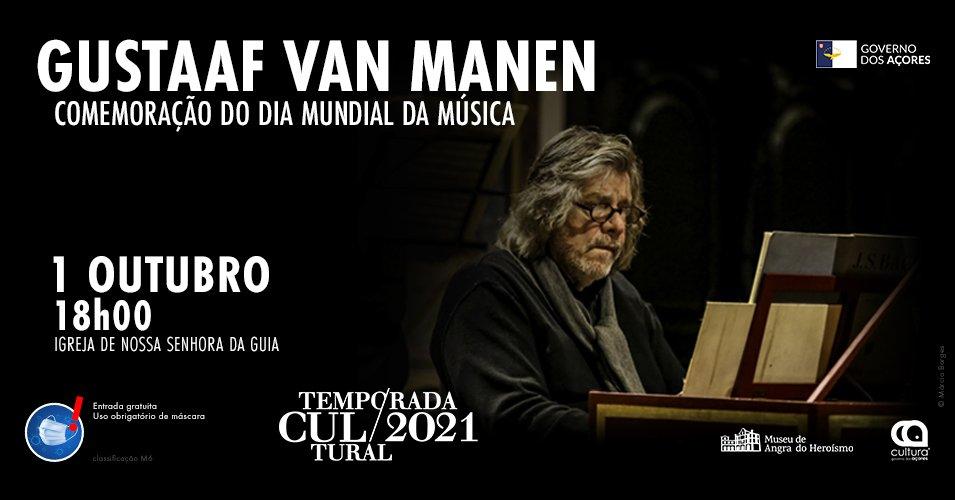 Temporada Cultural 2021   Comemoração do Dia Mundial da Música